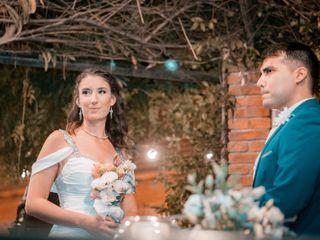 El casamiento de Cintia y Matías 3