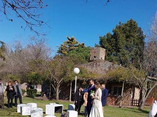 El casamiento de Alida y Albert 3
