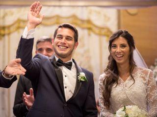 El casamiento de Juli y Nico