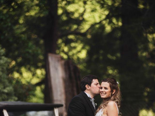 El casamiento de Micaela y Nicolás