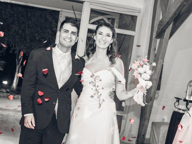 El casamiento de Cintia y Matías