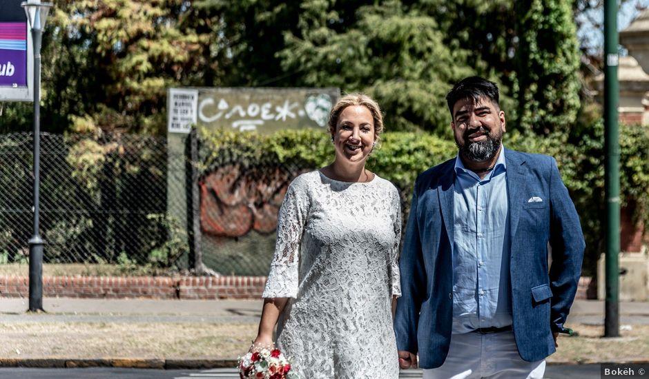 El casamiento de Juan y Yesi en San Isidro, Buenos Aires