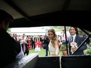El casamiento de Lau y Sebas