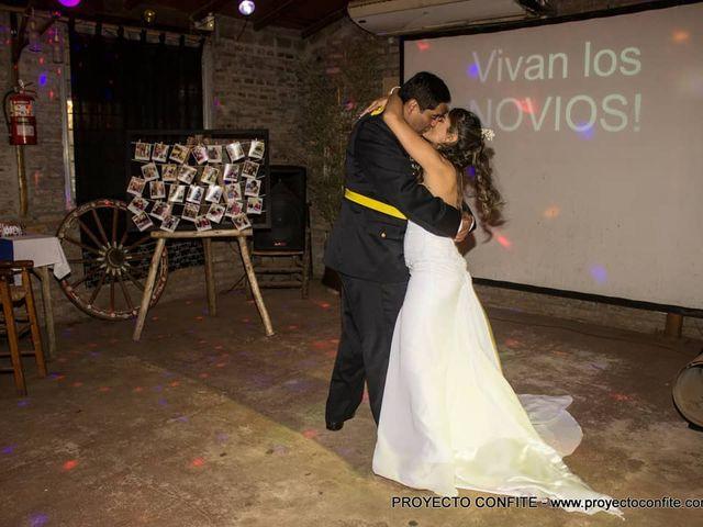 El casamiento de Jaime David  y Raquel en Fray Luís Beltrán, Santa Fe 1