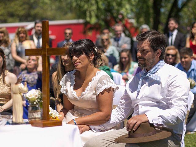 El casamiento de Alejandra y Gonzalo