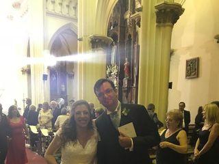El casamiento de Nicolás y Yanina 1