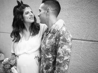 El casamiento de Marina y Leo 1
