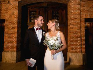 El casamiento de Connie y Francisco