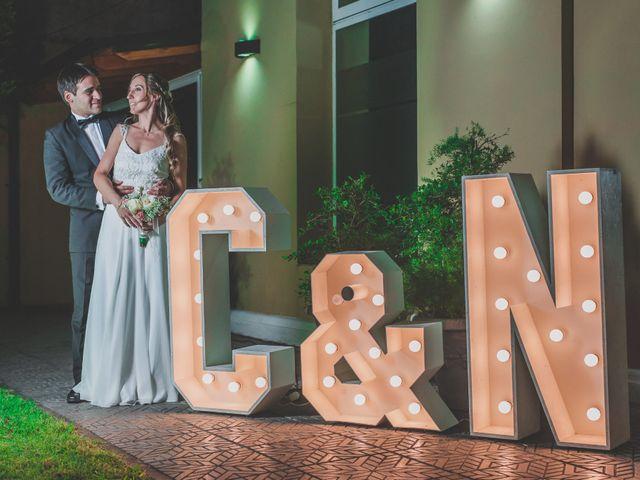El casamiento de Natalia y Christian