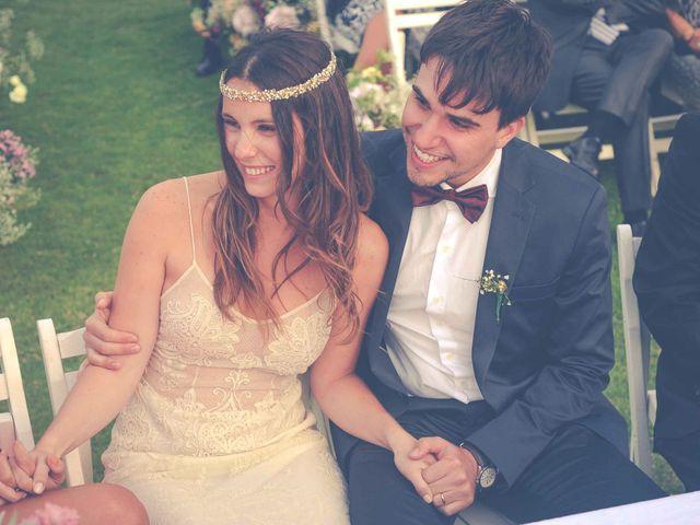 El casamiento de Melina y Rodolfo