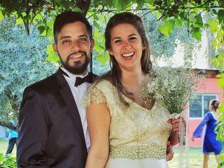 El casamiento de Pau y Seba