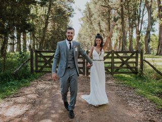 El casamiento de Mila y Marco