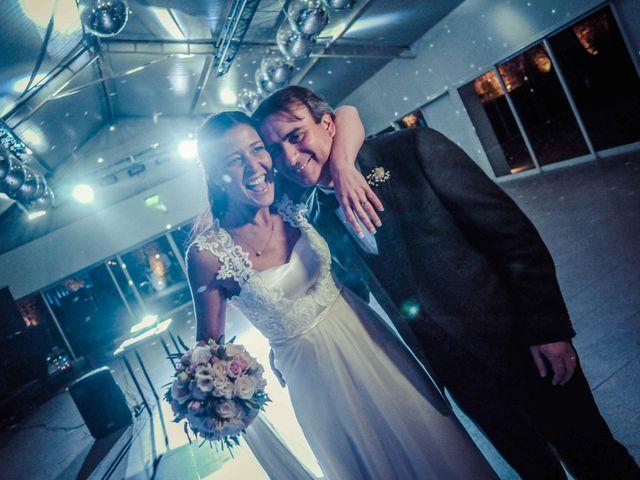 El casamiento de Mirna y Diego