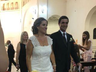 El casamiento de Clara y Matías 2