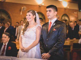 El casamiento de Carolina  y Franco