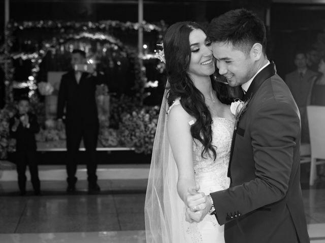El casamiento de Rebeca y Carlos