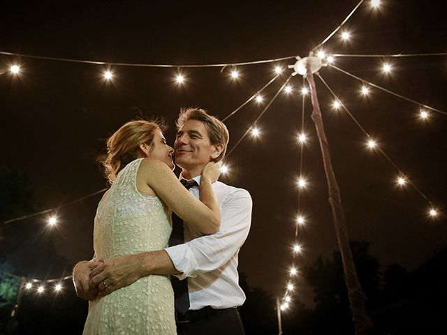 El casamiento de Pilar y Fernando