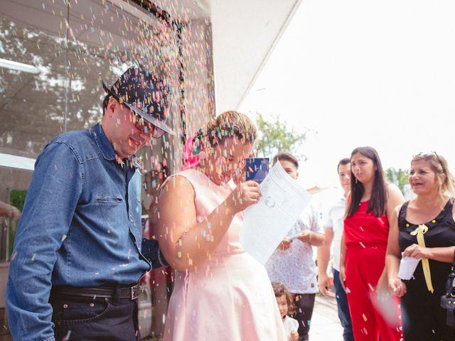 El casamiento de Griselda  y Emmanuel