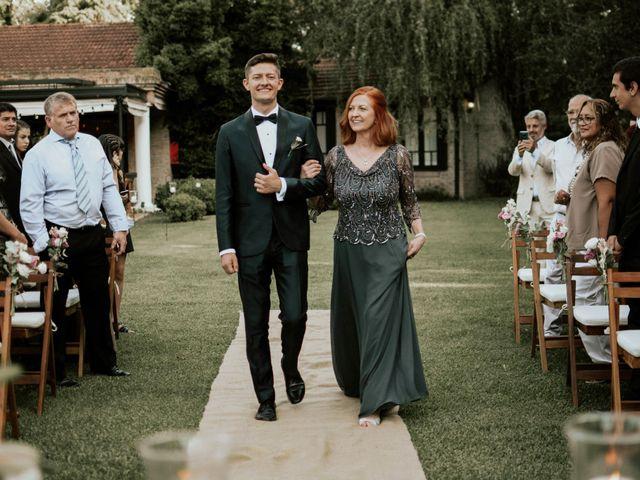 El casamiento de Seth y Aldana en Pilar, Buenos Aires 18
