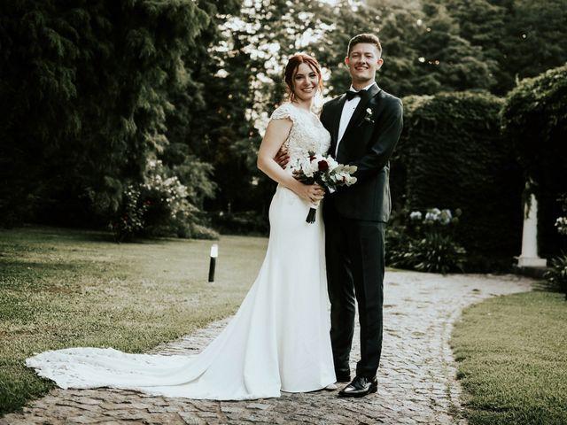 El casamiento de Aldana y Seth