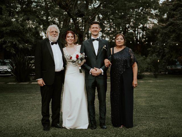 El casamiento de Seth y Aldana en Pilar, Buenos Aires 64
