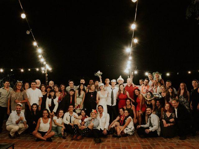 El casamiento de Seth y Aldana en Pilar, Buenos Aires 102