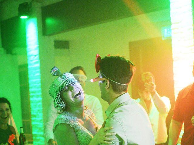 El casamiento de Seth y Aldana en Pilar, Buenos Aires 129