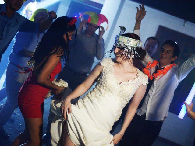 El casamiento de Seth y Aldana en Pilar, Buenos Aires 131