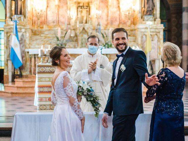 El casamiento de Adrián y Nati en Villa Allende, Córdoba 25