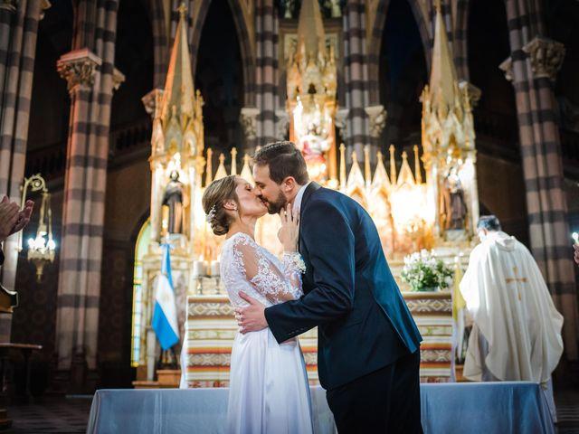 El casamiento de Adrián y Nati en Villa Allende, Córdoba 32