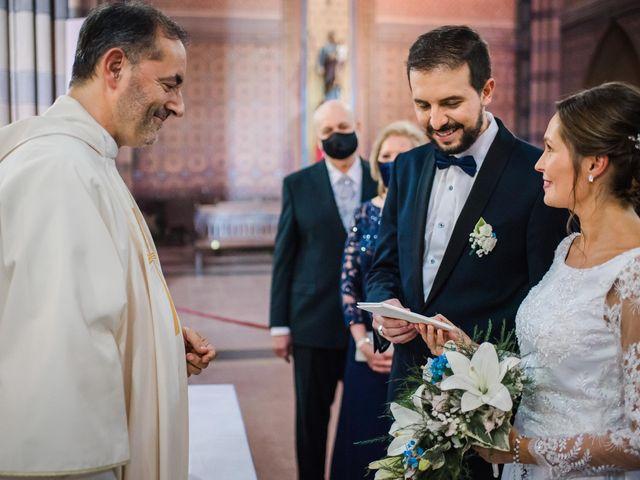 El casamiento de Adrián y Nati en Villa Allende, Córdoba 35