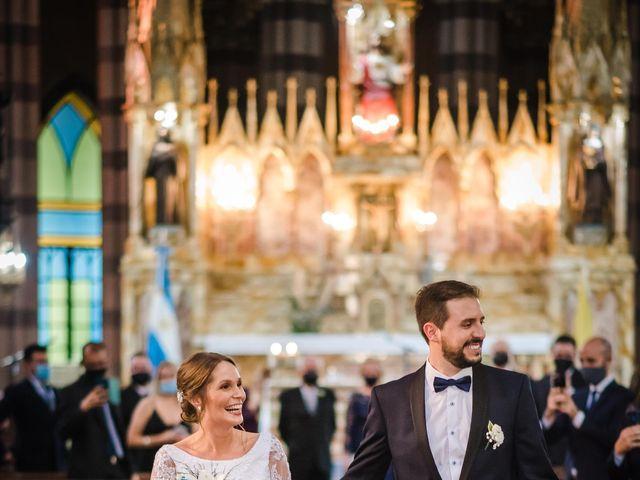 El casamiento de Adrián y Nati en Villa Allende, Córdoba 37