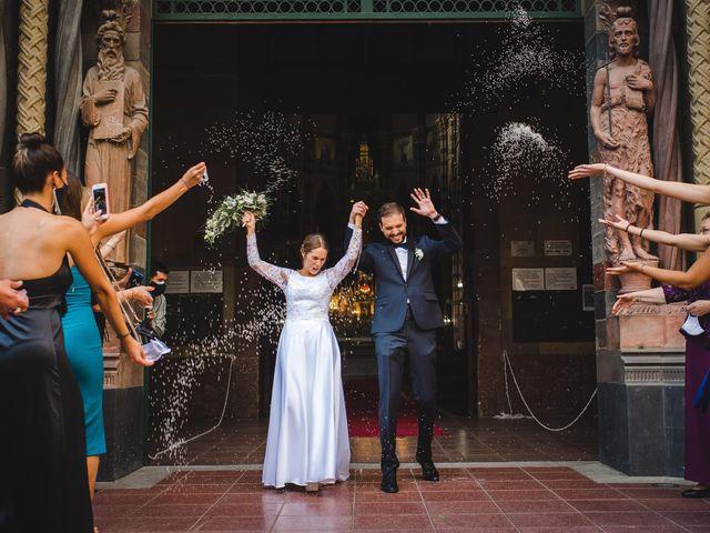 El casamiento de Adrián y Nati en Villa Allende, Córdoba 38