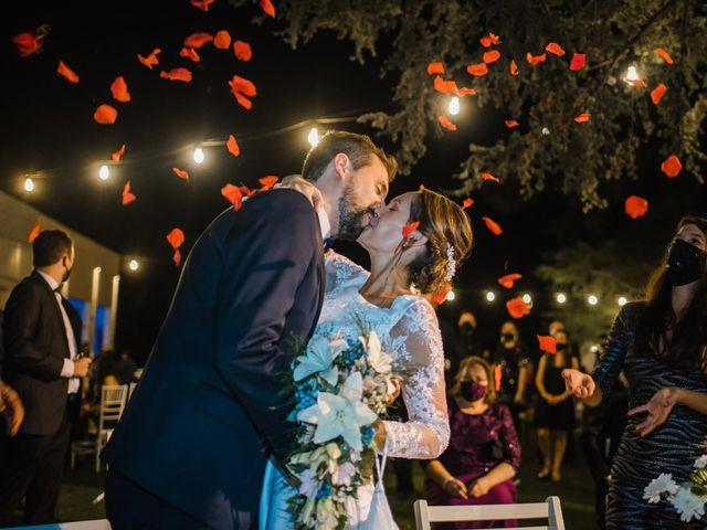 El casamiento de Adrián y Nati en Villa Allende, Córdoba 63