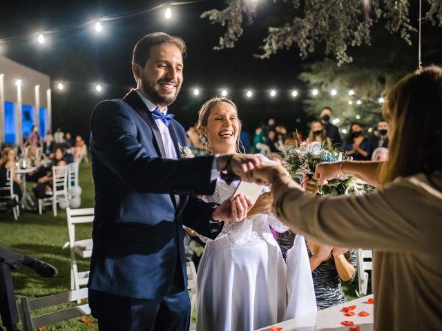 El casamiento de Adrián y Nati en Villa Allende, Córdoba 64