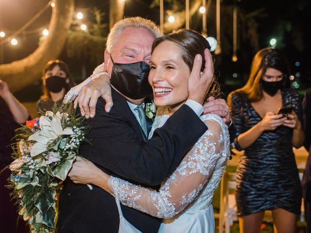 El casamiento de Adrián y Nati en Villa Allende, Córdoba 65