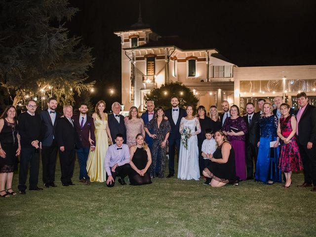El casamiento de Adrián y Nati en Villa Allende, Córdoba 67