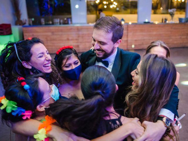 El casamiento de Adrián y Nati en Villa Allende, Córdoba 77