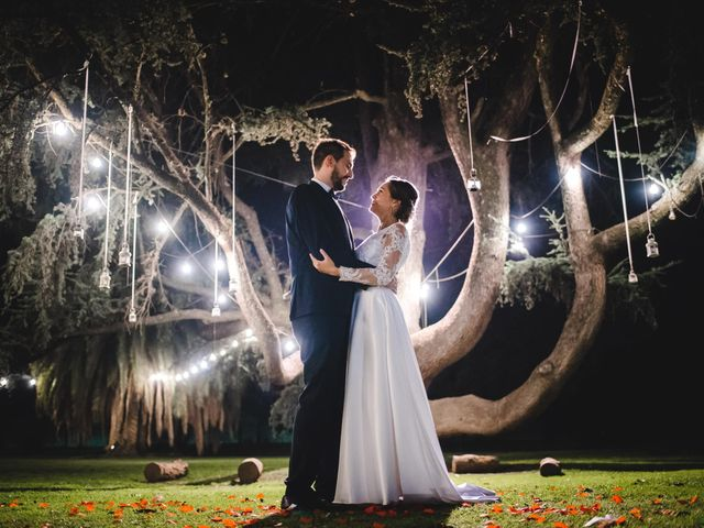 El casamiento de Nati y Adrián