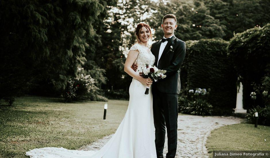 El casamiento de Seth y Aldana en Pilar, Buenos Aires