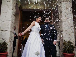 El casamiento de Antonella y Javier