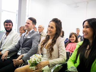 El casamiento de Paula y Allan 2