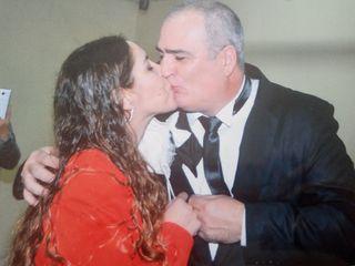 El casamiento de Rossana  y Walter