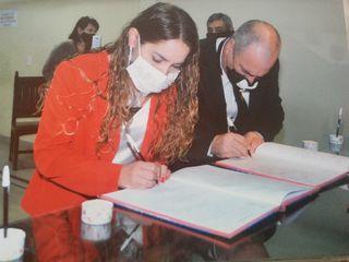 El casamiento de Rossana  y Walter  3