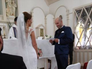 El casamiento de Ornella y Matías 1