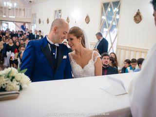 El casamiento de Ornella y Matías