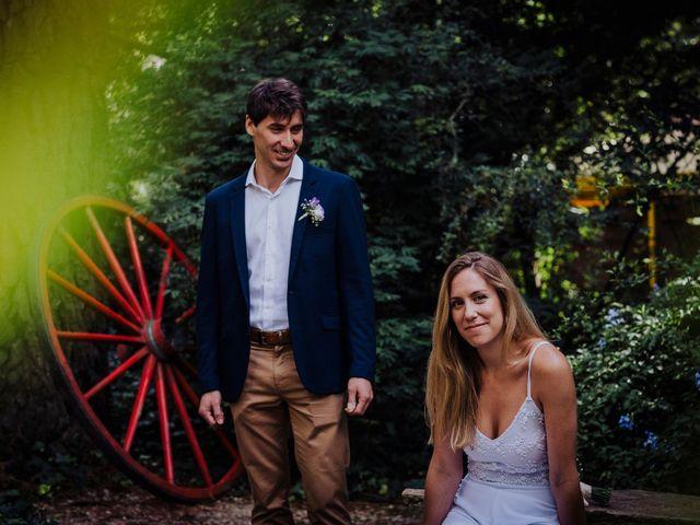 El casamiento de Agustina y German