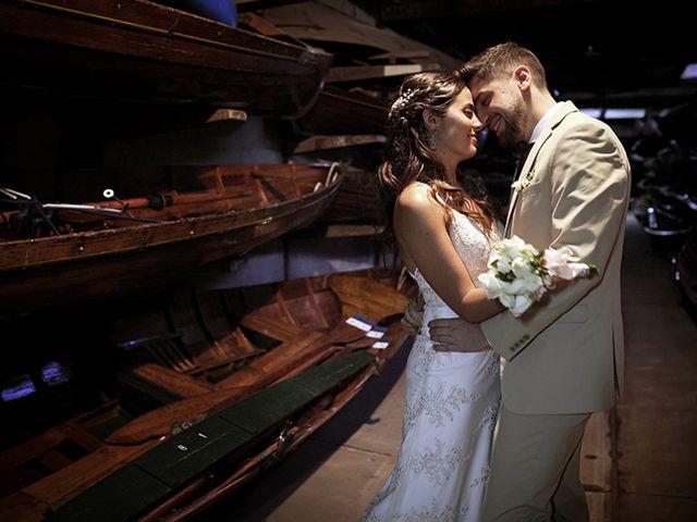 El casamiento de Cos y Juani