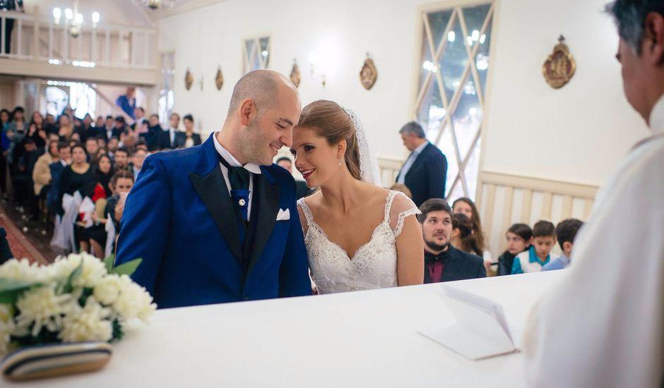 El casamiento de Matías y Ornella en Ushuaia, Tierra del Fuego