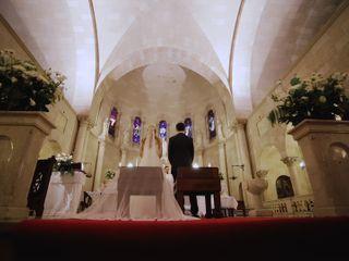 El casamiento de Virginia y Andrea 2